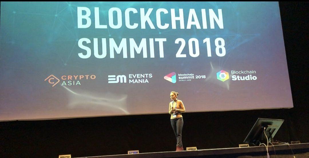 Global Blockchain Summit 2018 Sochi