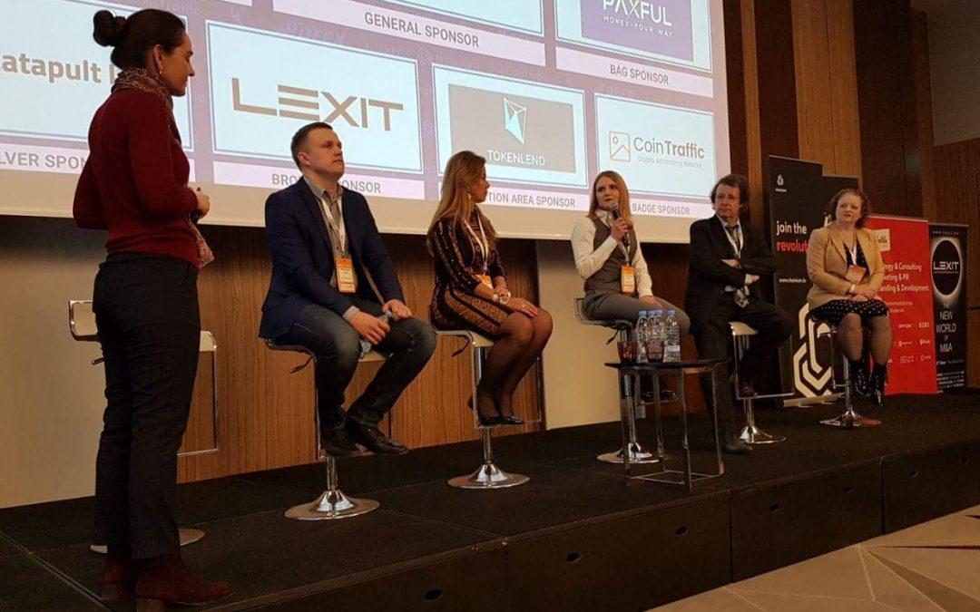 Международная блокчейн-конференция в Таллине